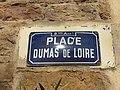 Lyon 9e - Place Dumas de Loire - Plaque (fév 2019).jpg