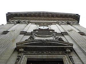 Église Saint-Polycarpe - Facade of the church