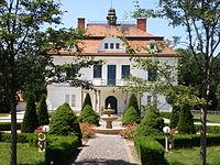 Máriakálnok-Marsowszky kastély.JPG