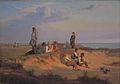 Mænd af Skagen en sommeraften i godt vejr.jpg