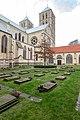 Münster, St.-Paulus-Dom, Domherrenfriedhof -- 2019 -- 3869.jpg