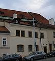 Měšťanský dům U Pumpy (Hradčany), Praha 1, Pohořelec 13, Hradčany.JPG
