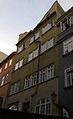 Měšťanský dům U kříže (Malá Strana), Praha 1, Nové zámecké schody 4, Malá Strana.JPG