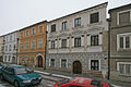 Městský dům (Litomyšl), Rektora Stříteského 188 a 189.JPG