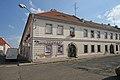 Městský dům - dvě čp. (18, 19) (Terezín), Dlouhá 18.JPG