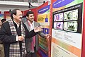 M. Venkaiah Naidu visiting the exhibition at the release of the Government of India Calendar-2017 and Press in India Report 2015-16, in New Delhi.jpg
