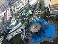 MC 澳門 Macau 萬豪酒店 JW Marriott Hotel room 28th Floor view November 2019 SS2 06.jpg