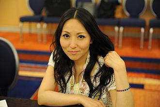 Mell - Image: MELL(Japanese singer) in 2009