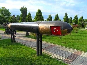Mark 23 torpedo