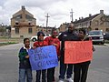 MLK Day Protests St. Bernard Projects New Orleans 2007 01.jpg