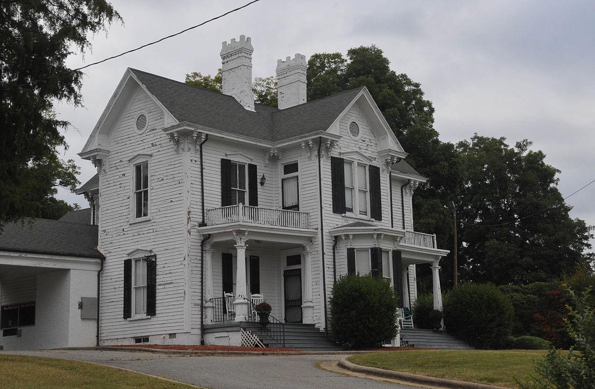 Moses Hammond House Wikipedia