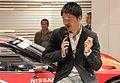 MOTOYAMA Satoshi - XANAVI NISMO GT-R race driver. (4334835370).jpg