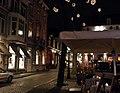 Maastricht, kerstverlichting 2014, Onze-Lieve-Vrouweplein05.JPG