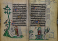 Maastricht Book of Hours, BL Stowe MS17 f024v-f025r.png