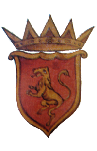 Macedonian coat of arms, 1740.png