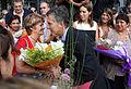 Macri inauguró la 1ª etapa remodelación Plaza Pueyrredon y homenajeó a mujeres en su día (8556927529).jpg