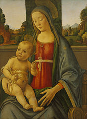Madonna and Christ Child