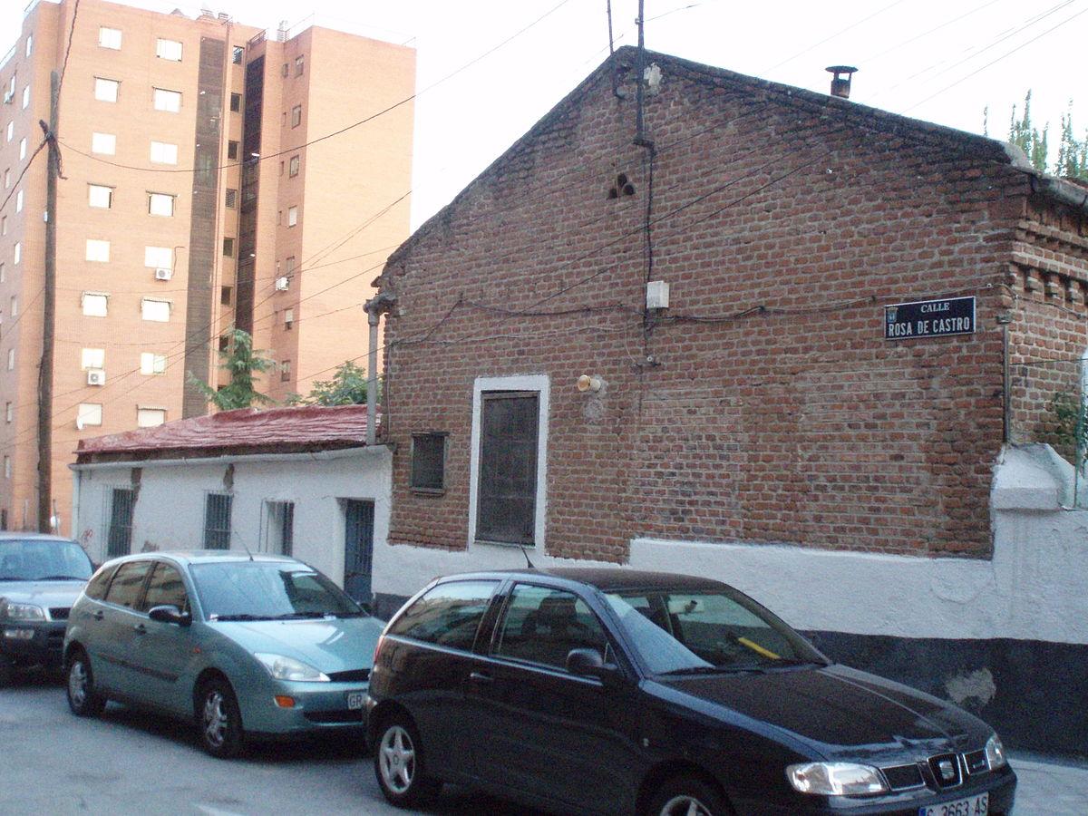 Canillas barrio wikipedia la enciclopedia libre for Codigo postal del barrio de salamanca en madrid