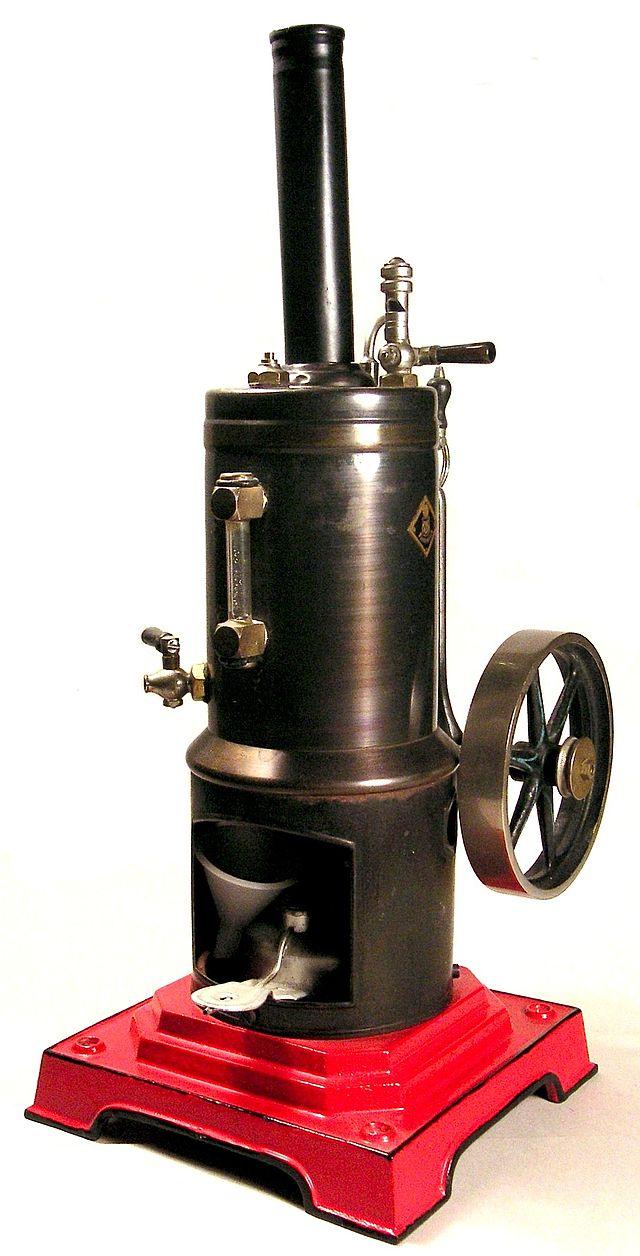 Modelldampfmaschine - Wikiwand