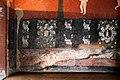 Maestro lombardo, puttini tra alberi con cartigli, finti drappeggi e stemmi araldici, 1423, 04.jpg