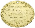 Magellanic Gold Medal, awarded by the American Philosophical Society to Nicholas Collin in 1795 Front.tiff