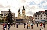 Main square of Žilina