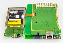 Mainboards of UMTS Router Surf@home II, o2. Incl. Option PC Card-8331.jpg