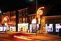 Mainstreet Oosterbeek with Christmas decorations at 19 December 2014 - panoramio.jpg