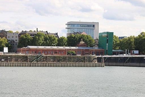 Mainz - Kunsthalle Mainz (KD.RLP 1 09.2015)