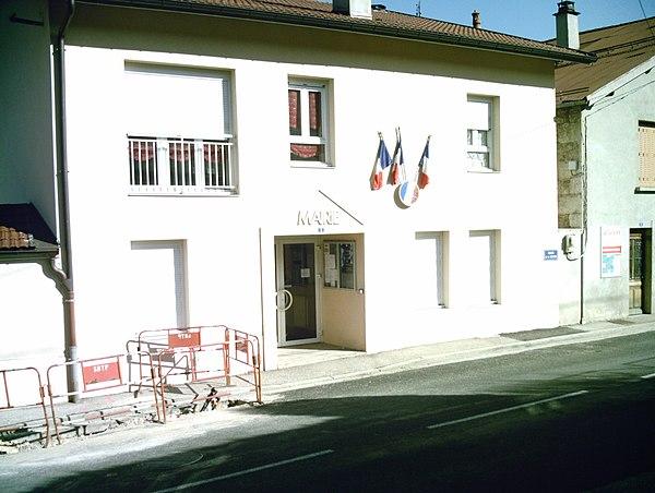 Photo de la ville Géovreisset