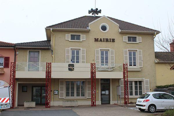 Photo de la ville Manziat