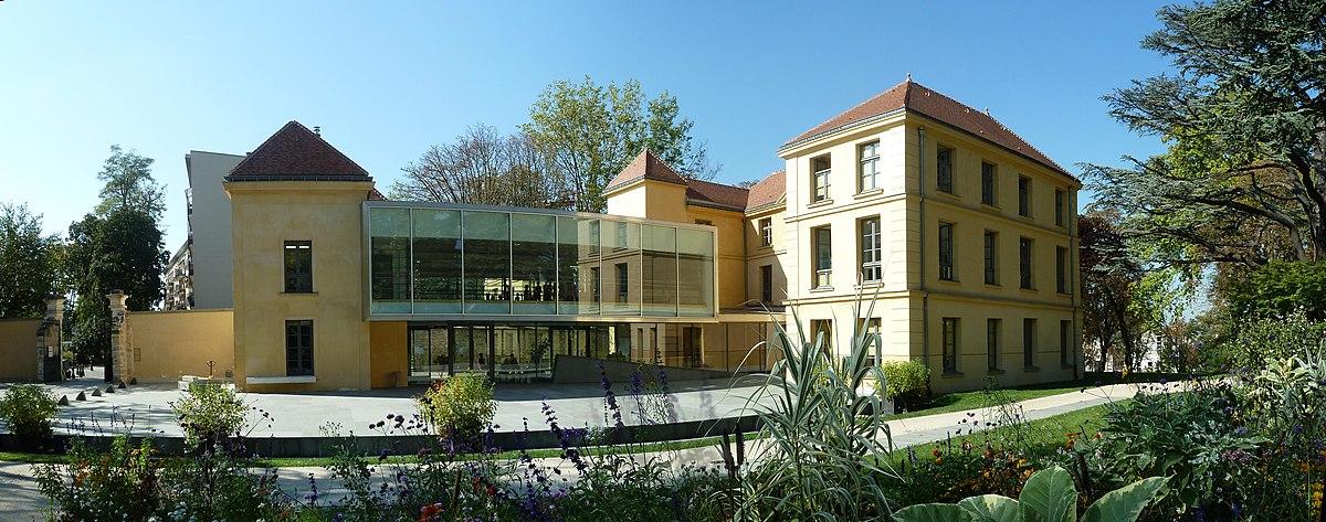 Maison de richelieu bagneux wikip dia for Appartement atypique hauts de seine