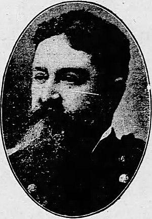 Wham Paymaster robbery - Major Joseph W. Wham
