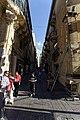 Malta - Valletta - Republic Street - View into Melita Street.jpg