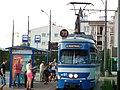 Maly Plaszow (Krakow) tram loop.jpg