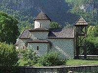 Manastir Dobrilovina (by Pudelek).JPG