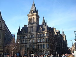 Manchester Town Hall from St Peters Square.jpg