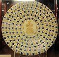Manises, piatto con stemma despujol, 1435-75 ca..JPG