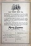 Mann, Egerton and Co advertisement (1919).jpg