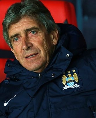Manuel Pellegrini - Pellegrini as manager of Manchester City in 2013