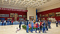 Mao Zedong 120th anniversary art exhibit at National Museum of China.jpg