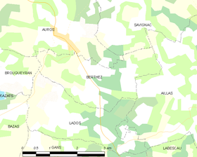 Map commune FR insee code 33048.png