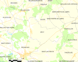 Map commune FR insee code 36007.png