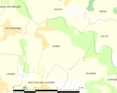 Map commune FR insee code 40208.png