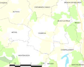Map commune FR insee code 58054.png