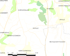 Map commune FR insee code 61351.png