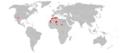 Mapa Ammotragus lervia.png