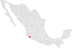 Situs Colimae in Mexico