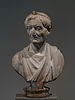Marble bust of a priest - MET - L.2007.8.5.jpg