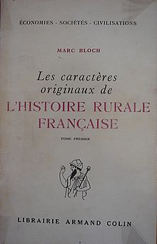 Scan of one of Bloch's books